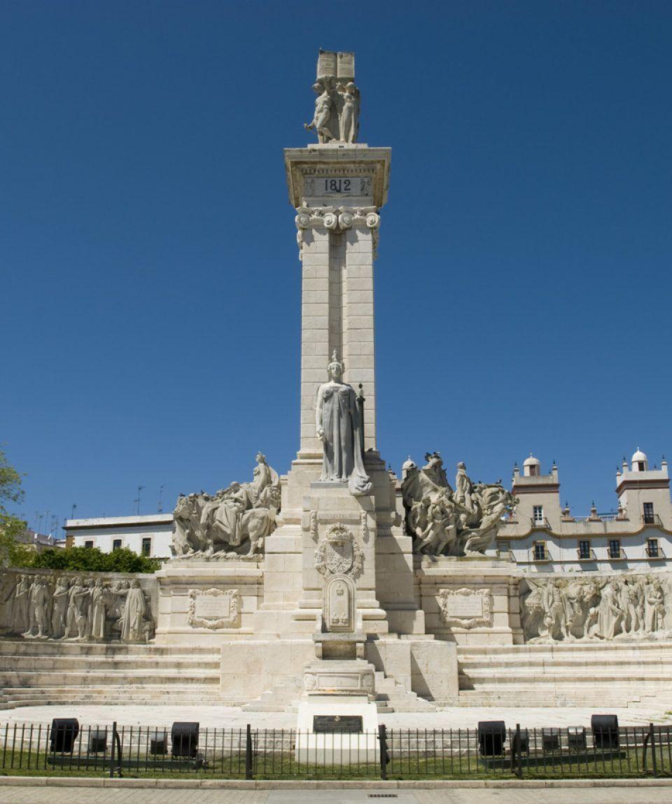 Monumento a las Cortes