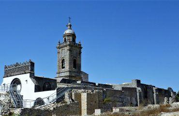 Castillo-Medina-Sidonia-Cadiz