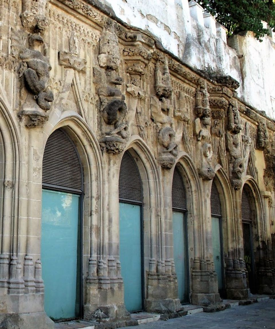 Las Covachas (Sanlúcar)