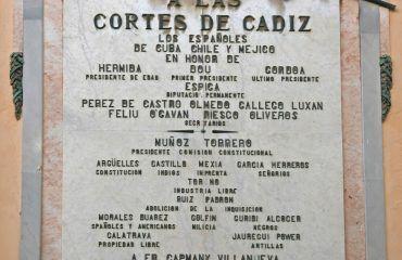 Detalle en Oratorio San Felipe Neri