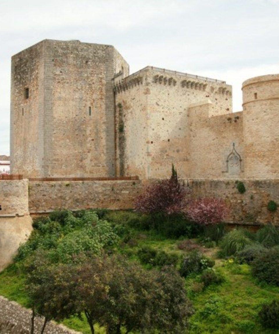 Castillo de Santiago (Sanlúcar)
