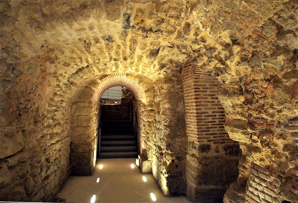 cloacas romanas de Medina